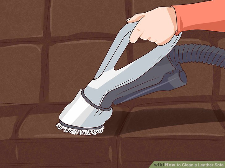 how to remove hair dye stain from leather sofa jcpenney slipcovers 4 ways clean a wikihow image titled step 2
