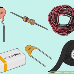 Simple Am Receiver Circuit Diagram Ac Psc Wiring How To Create A Radio Wikihow Image Titled Step 1