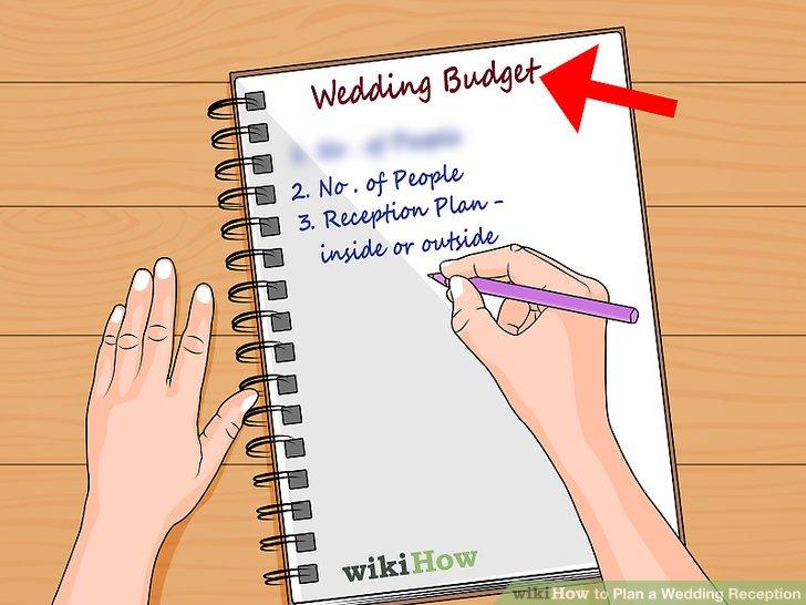 Legen Sie Ihr Budget fest.
