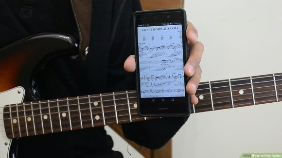 How to Play Guitar: 14 Steps (with Pictures) - wikiHow