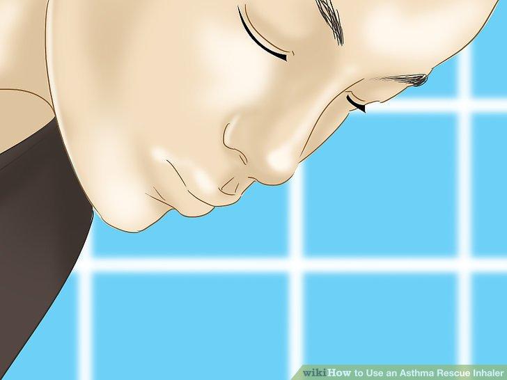 Wenn Sie ein Corticosteroid-Medikament einnehmen, spülen Sie Ihren Mund und gurgeln, nachdem Sie das DPI verwendet haben.