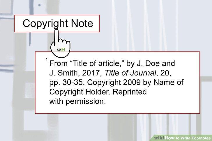 Geben Sie einen Copyright-Hinweis ein.