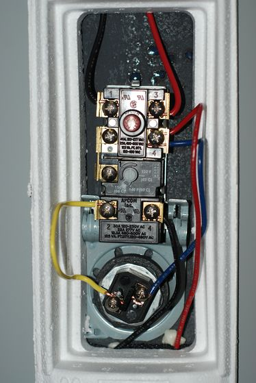 Thermal Protector Wiring Diagram How To Repair An Electric Water Heater Wikihow