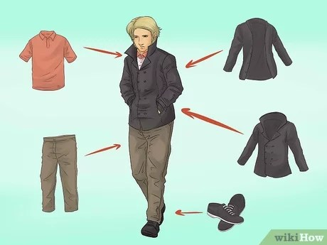 Image titled Dress Classy for a New College Guy Step 3
