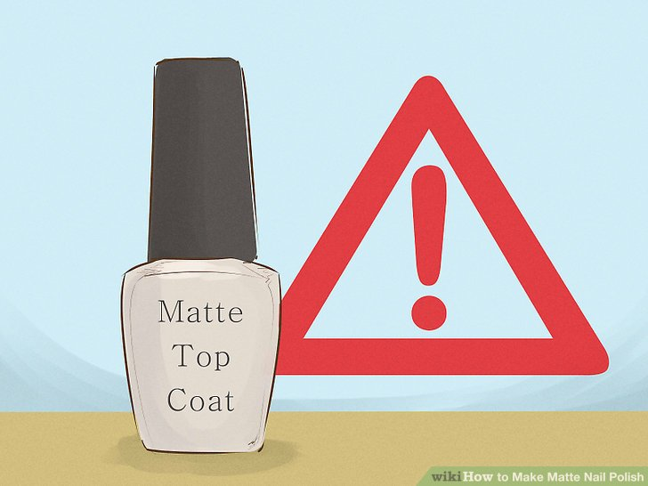 Image Led Make Matte Nail Polish Step 19