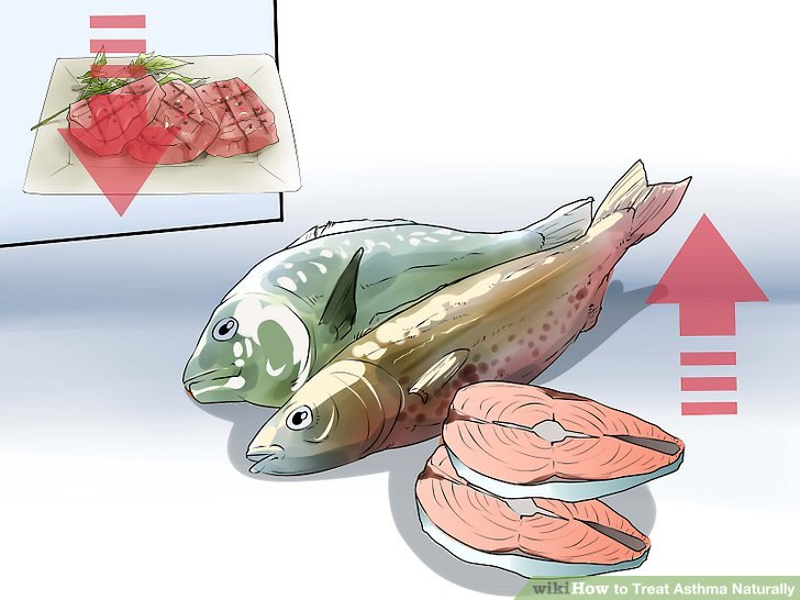 Begrenzen Sie rotes Fleisch und erhöhen Sie die Menge an Fisch und hautlosem Geflügel, die Sie essen.