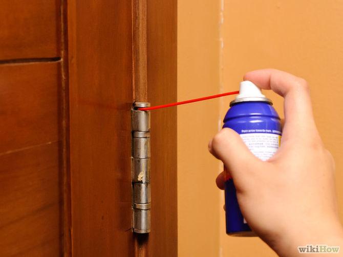3 Ways to Stop Squeaky Door Hinges
