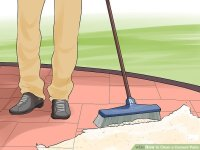 3 Ways to Clean a Cement Patio - wikiHow
