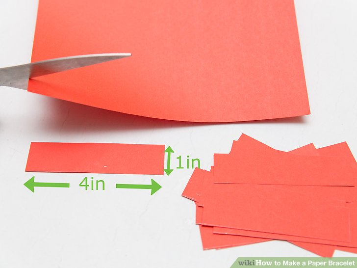 diagram origami bracelet 2006 ford ranger wiring 3 ways to make a paper wikihow image titled step 9