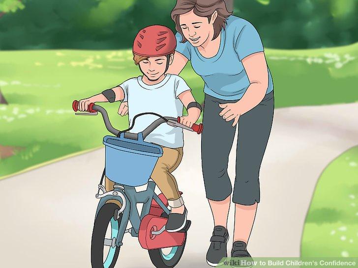 Lassen Sie Ihr Kind gesunde Risiken eingehen.