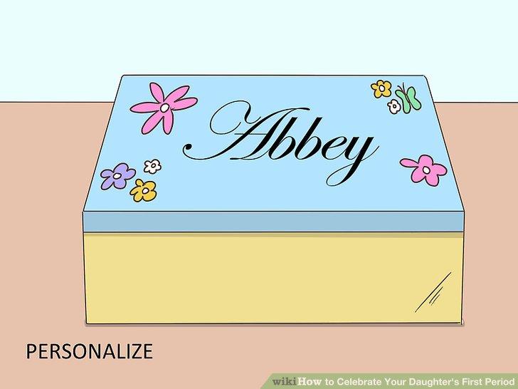 Passen Sie die Box oder das Kit so an, dass es nur von Ihnen stammt.