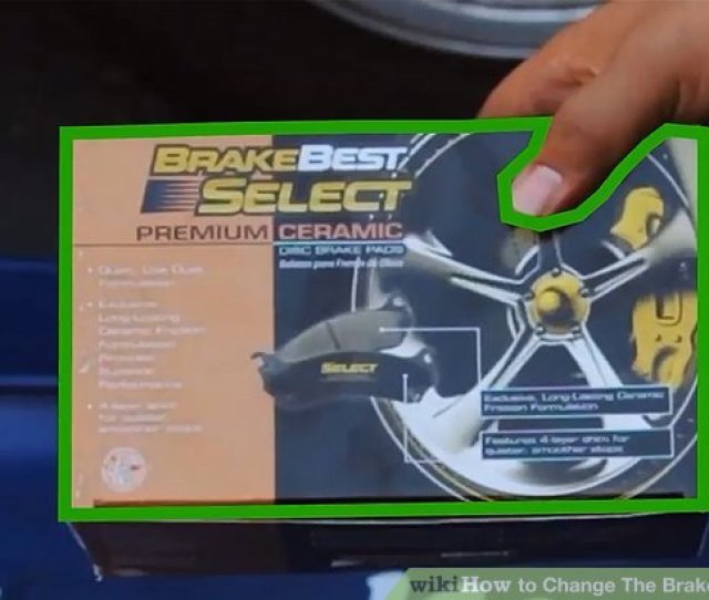 Image Titled Change The Brake Pads In Your Car Step