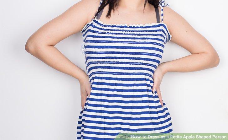 Probieren Sie Kleider und Röcke mit A-Linie aus.