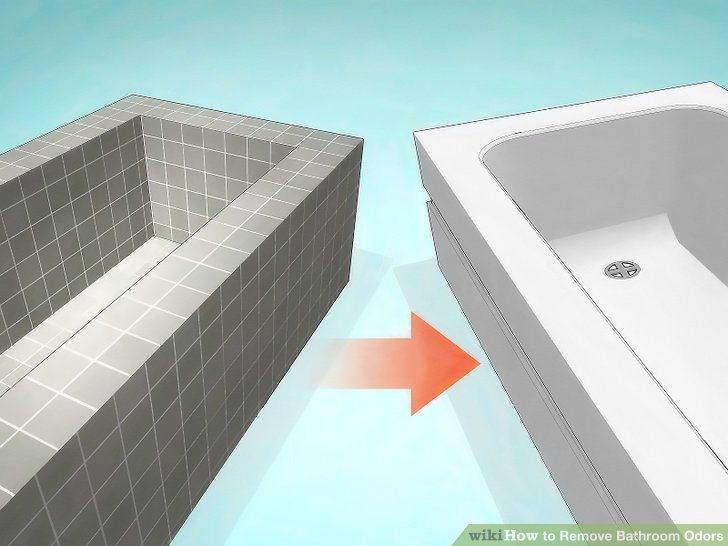 Consider switching to odor or moisture resistant surfaces.