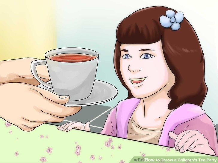 Teach them about tea drinking.
