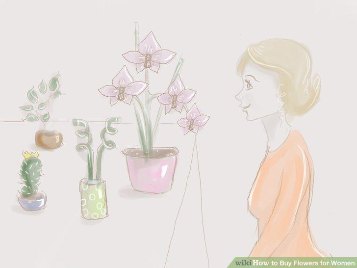 Besuchen Sie einen Blumenladen, um die beste Auswahl an Blumen von höherer Qualität und eine breitere Auswahl zu erhalten.