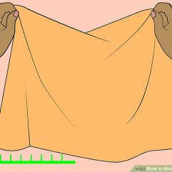 What Size Bean Bag Chair Do I Need Discount Chaise Lounge Chairs Outdoor How To Make A Bag: 13 Steps (with Pictures) - Wikihow