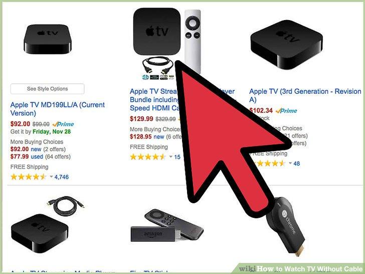 Kaufen Sie ein Apple TV, wenn Sie bereits mehrere Apple-Geräte besitzen.