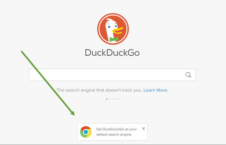 How to Make DuckDuckGo the Default Search Engine in Chrome