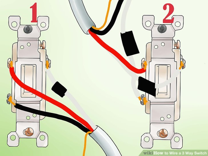 How To? - How to Wire a 3 Way Switch