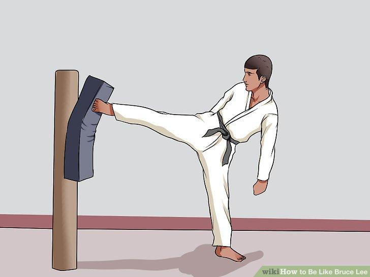 Trainieren Sie die Arme und Füße.