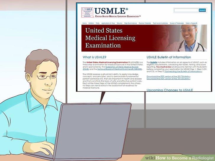 Tıp uygulamak için bir lisans başvurusu yapın.
