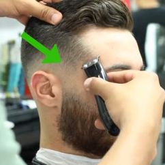Ez Chair Barber Order Office How To Cut A Man S Hair With Pictures Wikihow 2