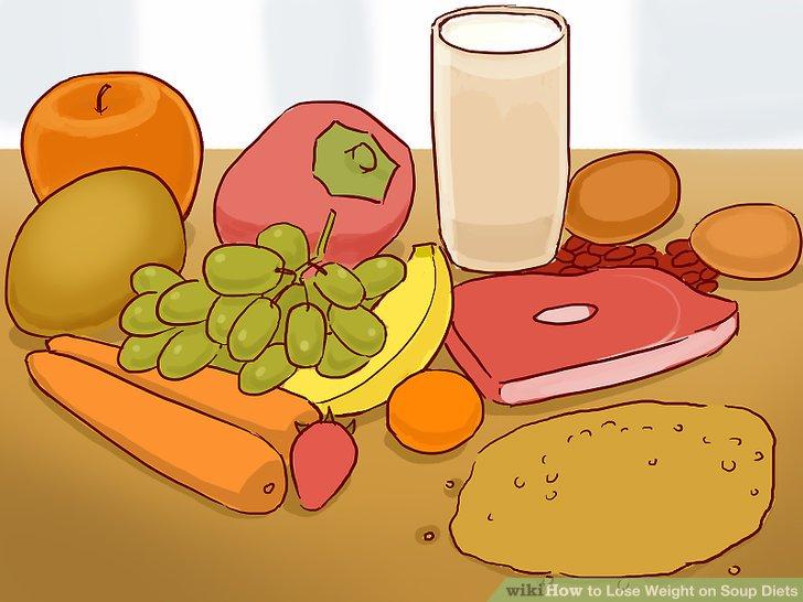 Iss nahrhafte Mahlzeiten.