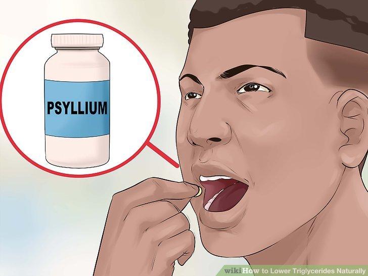 Fügen Sie Psyllium zu Ihrem täglichen Regime hinzu.