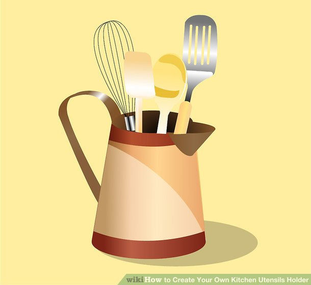 kitchen utensils holder toys how to create your own 9 steps image titled use a jug step 1