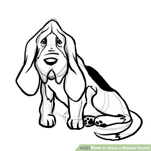 Droopy Or Dog Or Clipart