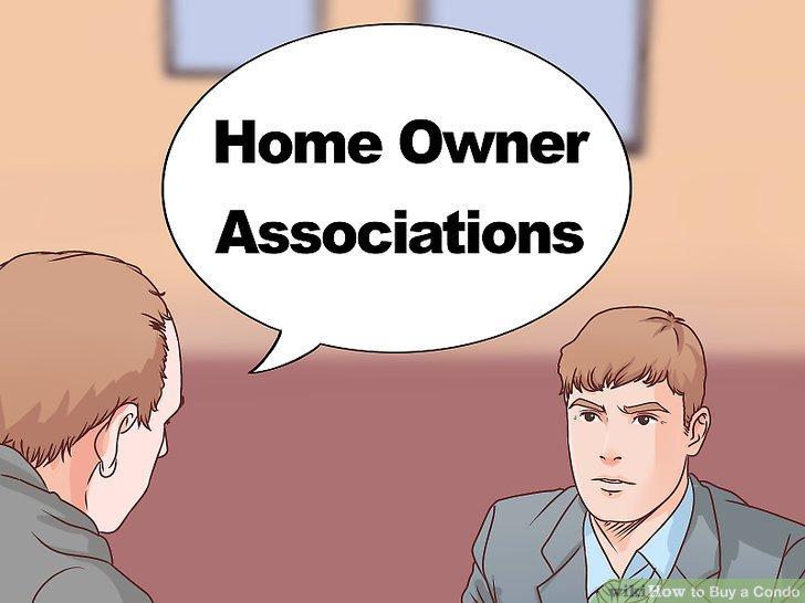 Informieren Sie sich über Home Owner Associations (HOAs).
