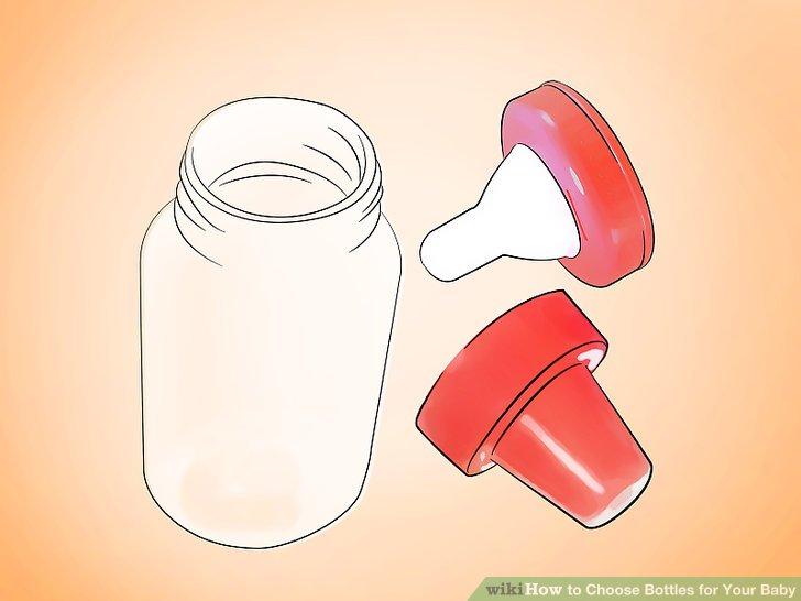 Versuchen Sie es zuerst mit einer einfachen Plastikflasche.