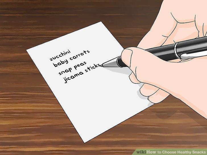 Erstellen Sie eine Einkaufsliste.