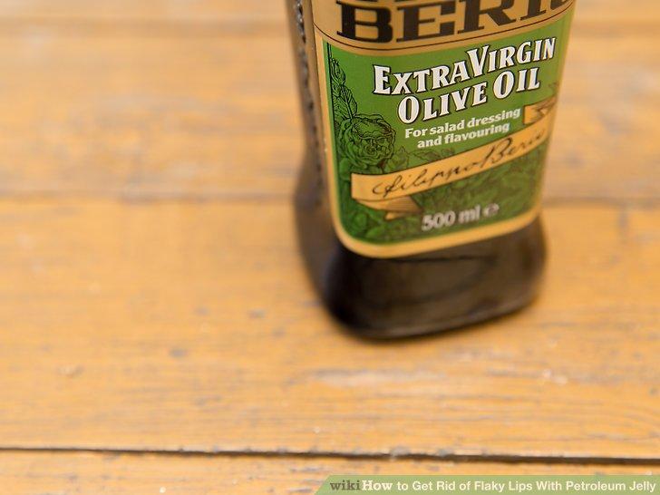 Probieren Sie natürliche Öle.