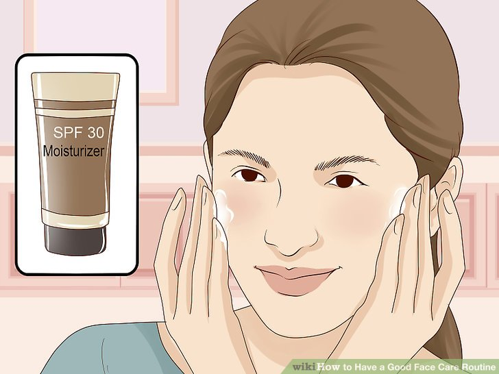 How to Have a Good Face Care Routine with Pictures  wikiHow