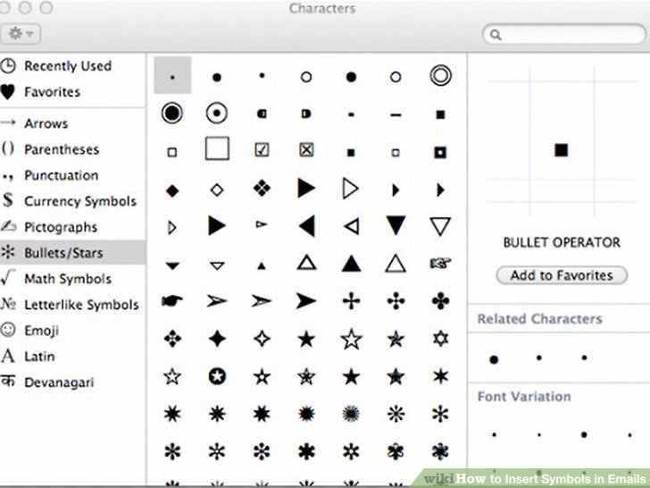 How to Insert Symbols in Emails: 11 Steps (with Pictures)