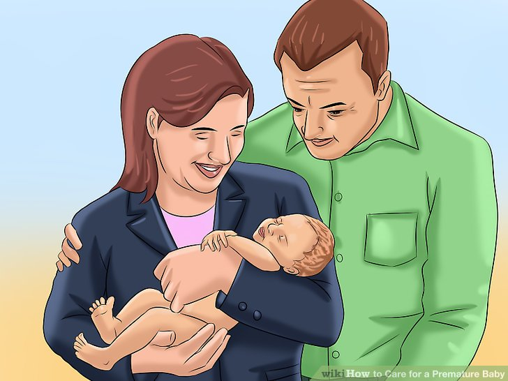 Erwarten Sie, dass Sie sich aufgeregt und besorgt fühlen, wenn Sie Ihr Baby nach Hause bringen.