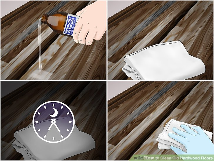 How To Clean Old Hardwood Floors Practical Information