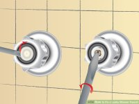 How to Fix a Leaky Shower Faucet: 11 Steps (with Pictures)