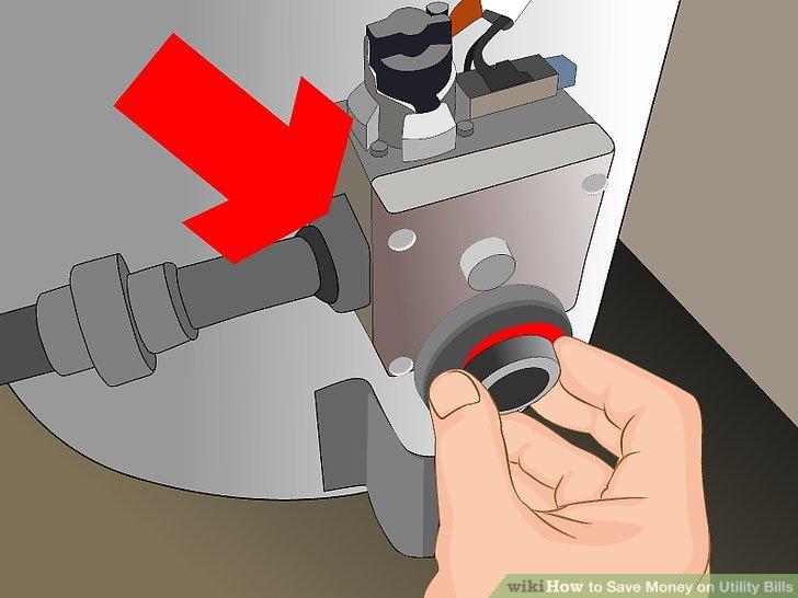 Adjust your water heater.