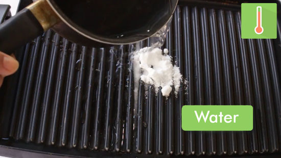 Cleaning Cast Iron Grill For Stove Top Inch Pan Clean