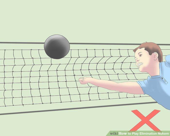 Sobald der Ball gefangen ist, kann der Spieler, der ihn gefangen hat, seine Füße nicht bewegen, bis er den Ball zurückgeworfen hat.