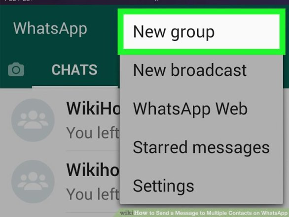 Image titled Send a Message to Multiple Contacts on WhatsApp Step 27