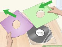 How to Store Vinyl Records: 12 Steps (with Pictures) - wikiHow