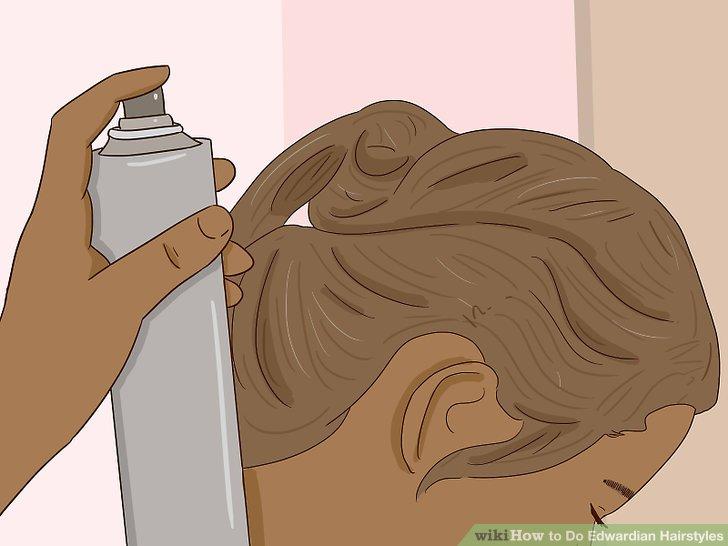 Do Edwardian Hairstyles Step 18.jpg