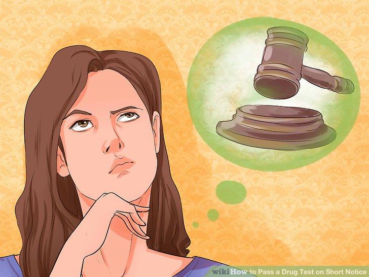 Informieren Sie sich über die Gesetze Ihres Bundesstaates zu Drogentests.
