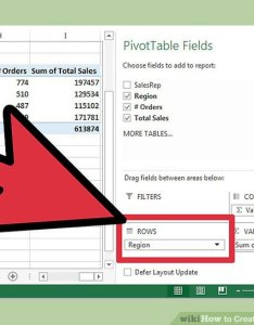 Image titled create pivot tables in excel step also easy ways to with pictures rh wikihow