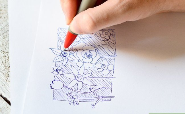How To Doodle 11 Steps With Pictures Wikihow