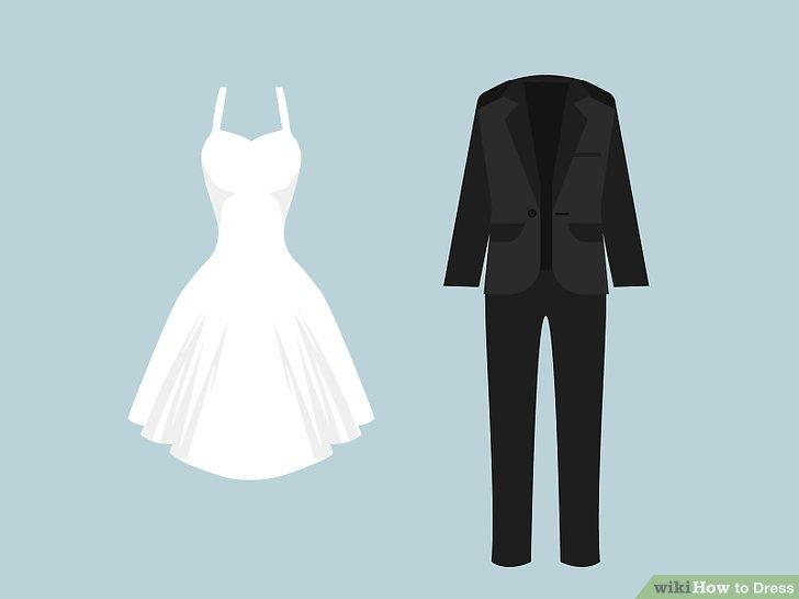 Get help dressing semi-formal